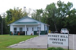 Sunset Hill Cemetery Office