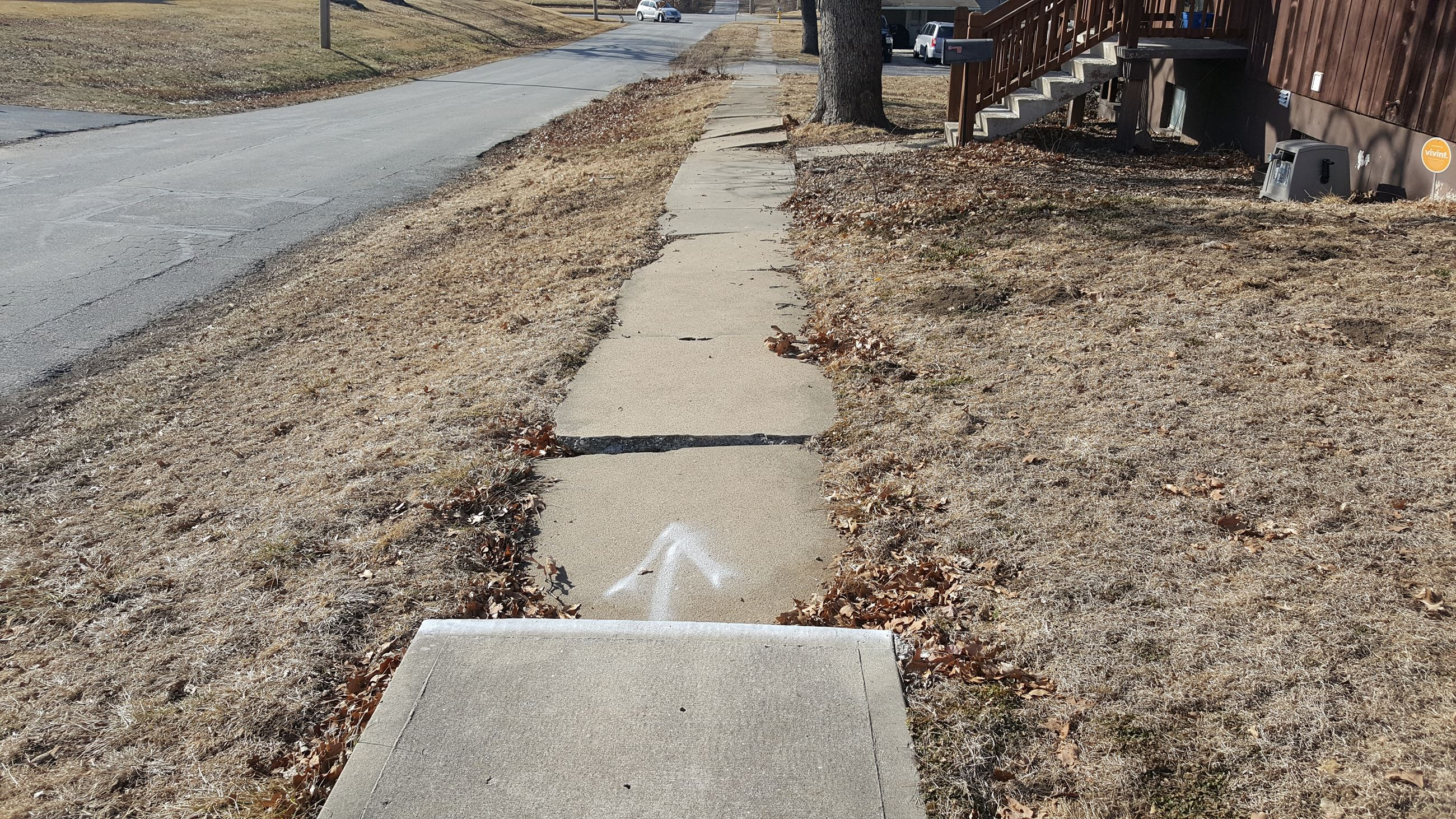 2018 Sidewalk Project 1